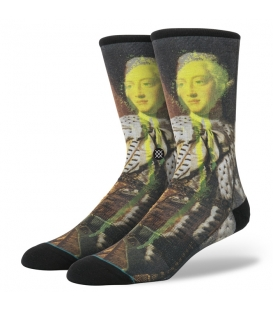 Stance Socks Defaced George