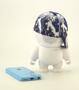 Enceinte Audiobot 7.0 Bluetooth BLANC