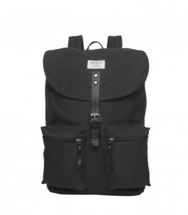 Sandqvist Roald Ground Backpack Black
