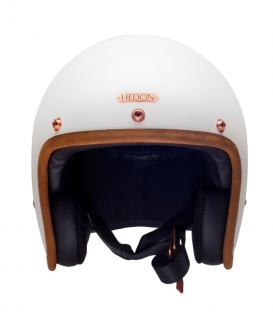 Casque Jet Hedonist Stable White
