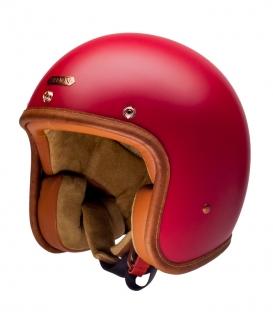 Hedon Hedonist Jet Helmet Cherry