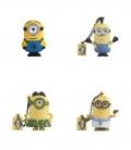 Minions 3D USB Keys 8GB Pack