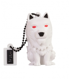 Clé USB 16Go 3D Game of Thrones Direwolf