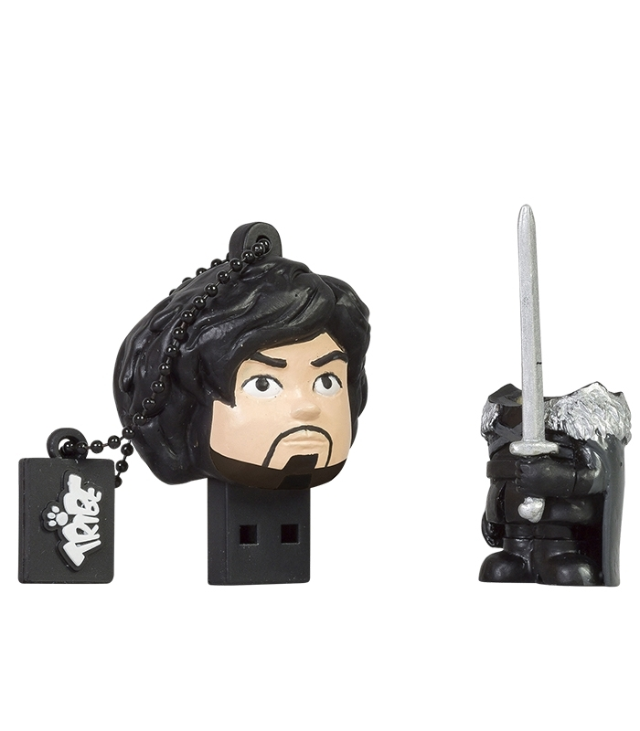 cl usb game of thrones jon snow 16go 3d. Black Bedroom Furniture Sets. Home Design Ideas