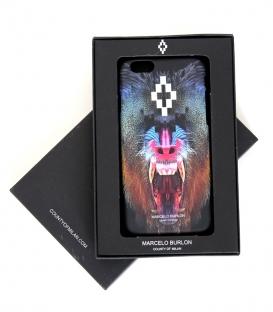 Coque Marcelo Burlon Mandrill iPhone 6 et 6S