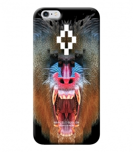 Coque Marcelo Burlon Mandrill iPhone 6 et 6S