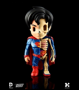 XXRAY Dc Comics Superman