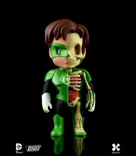 XXRAY Dc Comics Green Lantern