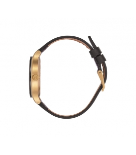 Montre Nixon Sala Leather Gold Black