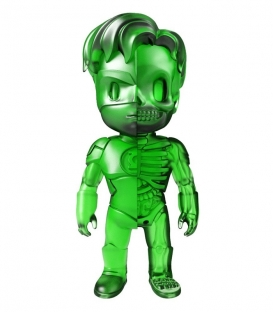 XXRAY Green Lantern Clear Green