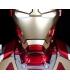 Iron Man M43 Bust Bluetooth HI-FI System Speaker Set