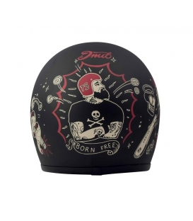 Casque DMD Jet Born Free