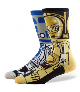 Chaussettes Stance Star Wars Droid