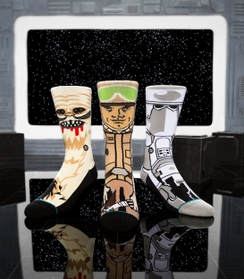 Pack Stance Socks Star Wars Empire Strikes Back