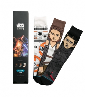 Pack Chaussettes Stance Star Wars The Force Awakens
