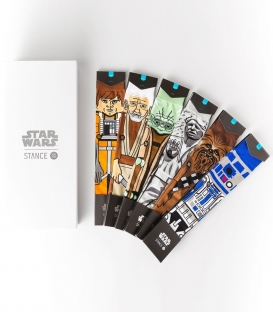 Pack Stance Socks Star Wars The Light Side