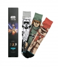 Coffret 3 paires de chaussettes Stance Star Wars Return of the Jedi
