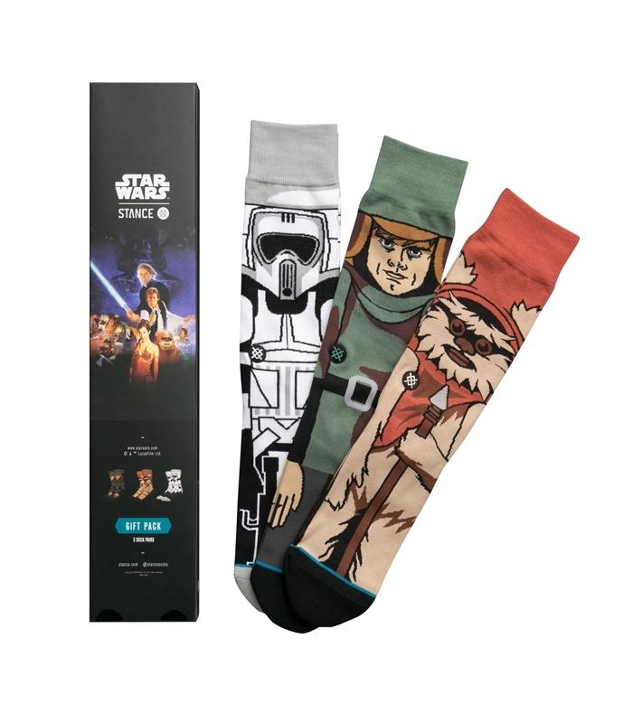 STANCE SOCKS NEW Men/'s Star Wars Astromech Grey BNWT