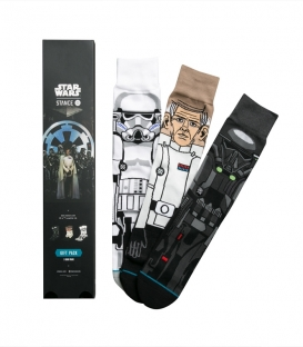 Coffret 3 paires de chaussettes Stance Star Wars Rogue One