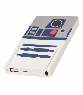 TRIBE STAR WARS POWER BANK R2-D2 4000 MAH