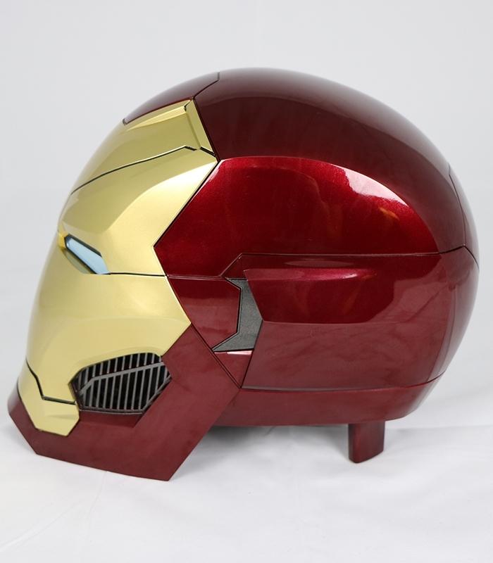 enceinte casque iron man camino mk46 casque enceinte replique iron man. Black Bedroom Furniture Sets. Home Design Ideas