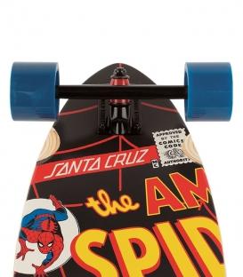 Skate Santa Cruz Marvel Spiderman Hand