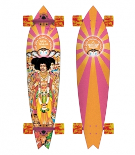 Dusters Longboard Jimmy Hendrix Axis 38""