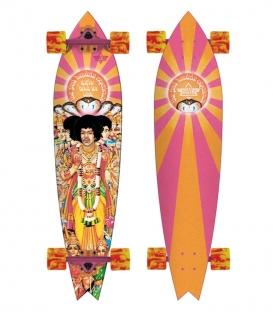 """Longboard Duster Jimmy Hendrix Axis 38"""""""