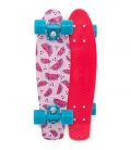 "Skate Penny Melon Mania 22"" Complete Cruiser"