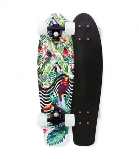 "Skate Penny Toucan Tropicana 27"" Complete"