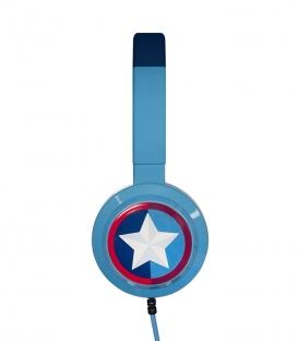 Casque Audio Marvel Captain America