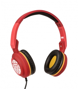 Casque Audio Marvel Iron Man