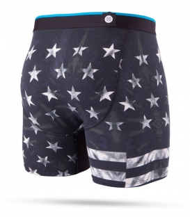 Stance Boxer Fourth Black