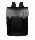 Sandqvist Hege Black Backpack