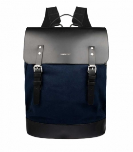 Sandqvist Hege Blue Backpack