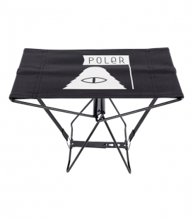 Poler Stuff Cyclops Folding Chair Black