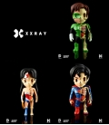 Pack XXray DC Comics 2