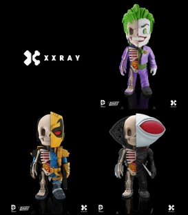 XXRAY Dc Comics Pack 3