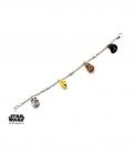 Bracelet Star Wars. 4 persos 3D.