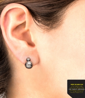 Star Wars BB-8 Earings.