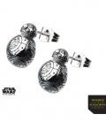 Star Wars BB-8 Earrings.