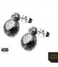 Star Wars BB-8 Earrings.