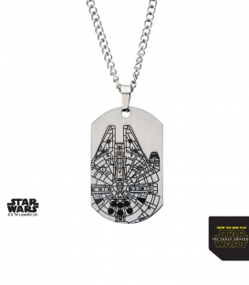 Star Wars Millenium Falcon Plate