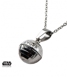 Star Wars Death Star Pendant