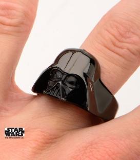 Bague Star Wars Dark Vador 3D Taille 10