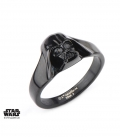Slim Star Wars Dark Vador Ring