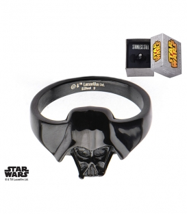 Bague Star Wars Dark Vador Slim 3D