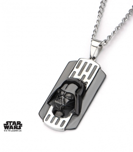Plaque Star Wars Dark Vador 3D