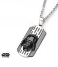 Plaque Star Wars Dark Vador 3D