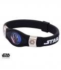 Silicone Star Wars Dark Vador Bracelet